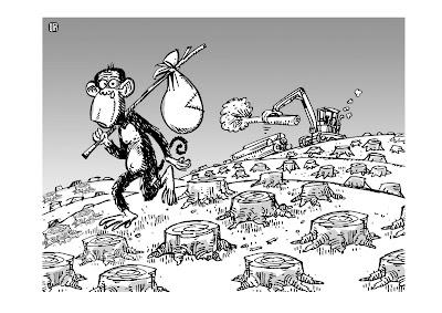 Karikatur Narkoba
