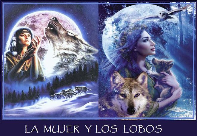 La Mujer y Los Lobos