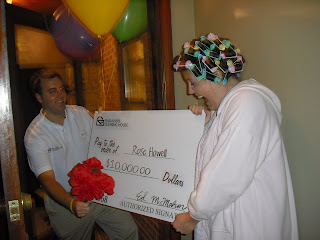 Publishers Clearing House Costume- I WON!!