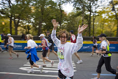 Running NYC 2008
