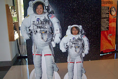 My Daughters the Astronauts!