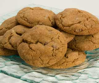 The Clever Pup: Sugar and Spice Cookies
