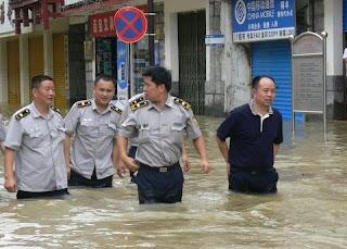 police Yangshuo