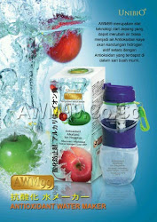 Antioxidant Water Maker