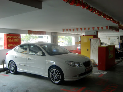Ygblog4 in singapore there are four ways to get your car washed you can choose to wash it yourself you can delegate your domestic help if you have one solutioingenieria Image collections