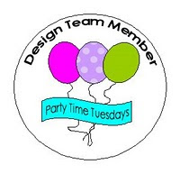 Past Party Time Tuesday Design Team!
