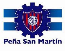 Peña San Martin