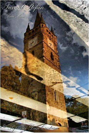 Turnul Stefan Baia Mare
