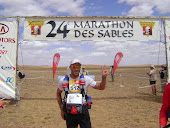Finisher MDS, Marathon des Sables