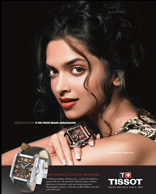 Deepika Padukone Tissot wallpapers