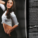 Kareena Kapoor Fhm Magazine India Photo Gallery