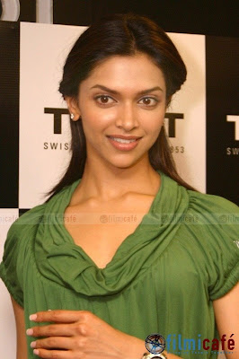 Deepika Padukone Launched Tissot Sea Touch2