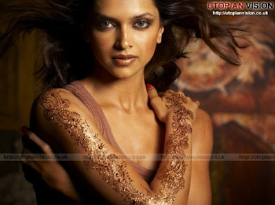 Deepika padukone sizzles in a new hot photoshoot