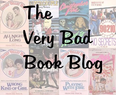 The Very Bad Book Blog