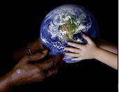 Compartir el mundo...