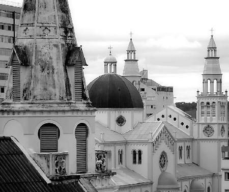 catedral pouso alegre