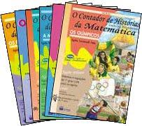 Coleção: O Contador de Histórias e Outras Histórias da Matemática
