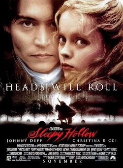 Kỵ Sĩ Không Đầu - Sleepy Hollow (1999) Poster