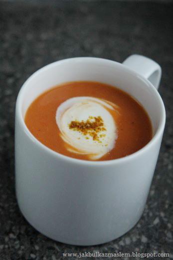 zupa pomidorowo-bananowa