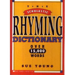 [rhyming+dictionary]