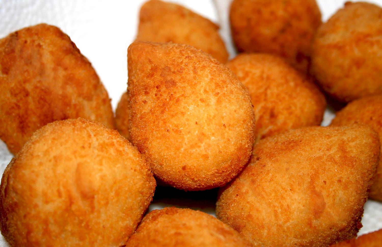 sentir o gostinho do Brasil receita de coxinha de frango deliciosa