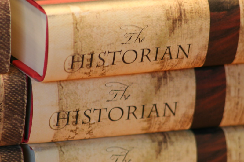 the historian book