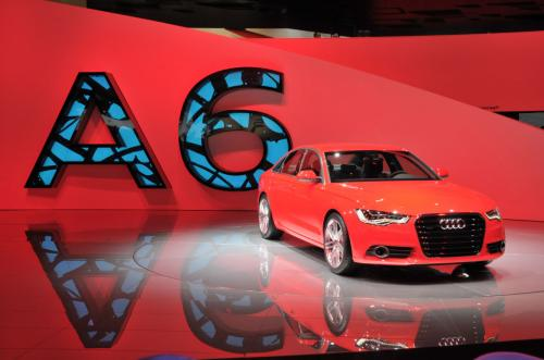 audi a6 2011 blogspotcom. Audi A6 world debut at North