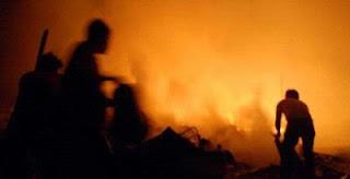 Tabung Gas Pengisian korek Api Penyebab Kebakaran