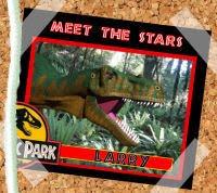 Larry the Tyrannosaur