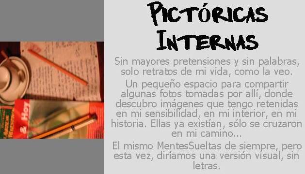 Pictóricas Internas
