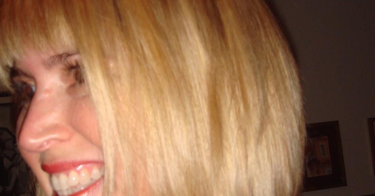 A Girl in Boston: Hair