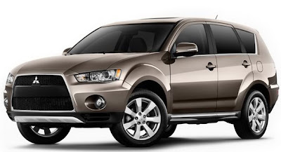 2010 Mitsubishi Outlander India