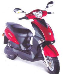 BSA Electric Scooter Edge