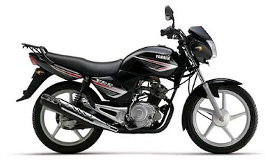 Yamaha YBR 110cc Bike India