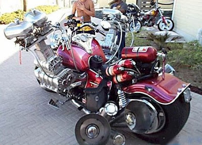 World's Crazy Bikes