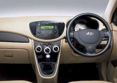 Hyundai i10 Diesel Car Coming to India by 2010