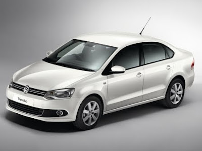 Volkswagen Launches New Sedan Volkswagen Vento in India
