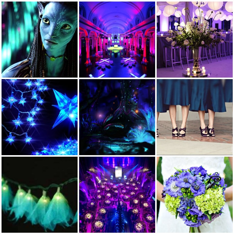 Creative Exploration.: Avatar Wedding
