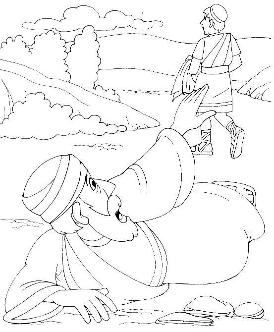evangelização espírita infantil desenhos para colorir parábola do