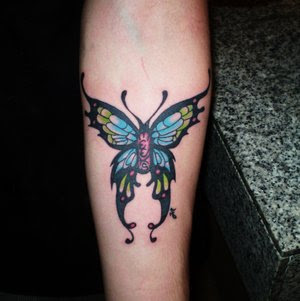 Nice Arm Tattoo Ideas With Butterfly Tattoo Designs With Image Arm Butterfly Tattoo Gallery 2