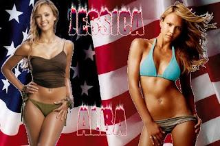 Bikini Wallpapers With Image Jesicca Alba Bikini Wallpaper Picture 1