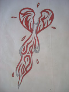 Heart Tattoos With Image Heart Tattoo Designs Especially Broken Heart Tattoos Picture 1