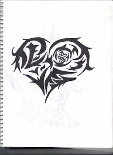 Heart Tattoos With Image Heart Tattoo Designs Especially Heart Tribal Tattoo Picture 2