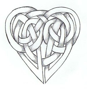 Heart Tattoos With Image Heart Tattoo Designs Especially Heart Celtic Tattoo Picture 8