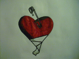 Heart Tattoos With Image Heart Tattoo Designs Especially Broken Heart Tattoo Picture 4
