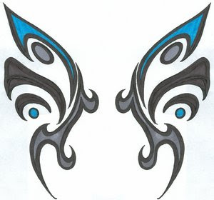 Amazing Butterfly Tattoos With Image Butterfly Tattoo Designs Picture 6
