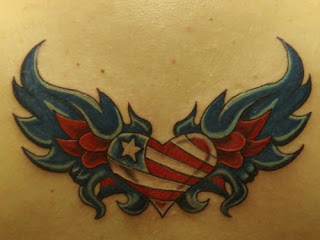 Heart Tattoos With Image Female Tattoos With Heart Tattoo Designs For Lower Back Heart Tattoos Picture 1