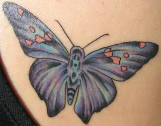 Nice Butterfly Tattoos With Image Butterfly Tattoo Designs For Female Butterfly Lower Back Tattoo Picture 5