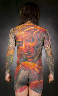 Amazing Japanese Tattoos With Image Japanese Tattoo Designs For Male Tattoo With Japanese Tattoo On The Full Back Body Picture 2