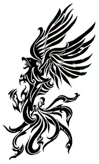 Japanese Tattoos With Image Japanese Tattoo Designs For Japanese Female Tattoo And Japanese Male Tattoo With Japanese Tribal Phoenix Tattoo Picture 5